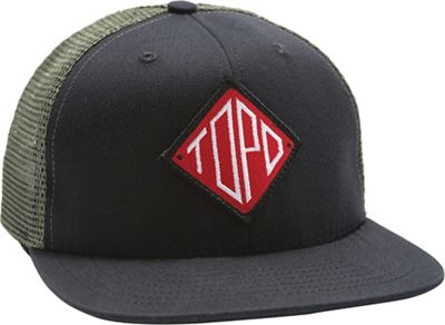 Topo Designs Diamond Snapback Hat