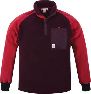 Topo Designs Men's Mountain Fleece Top