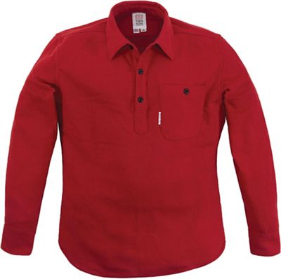 Topo Designs Men's Mountain Popover Top