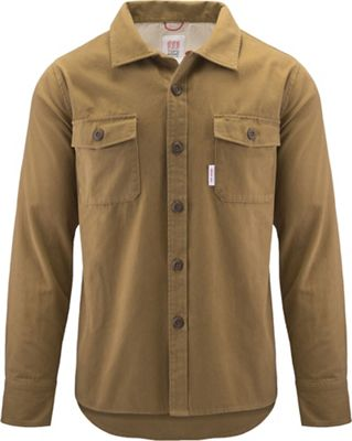 Topo Designs Men's Twill Field Shirt