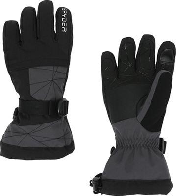Spyder Boys' Overweb Glove
