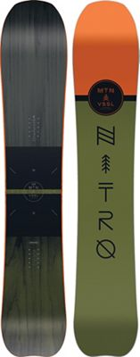 Nitro The Mountain Snowboard