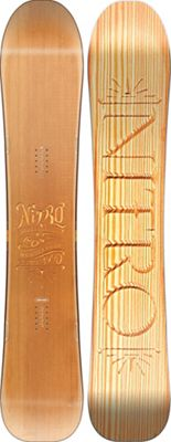 Nitro The Woodcarver Snowboard