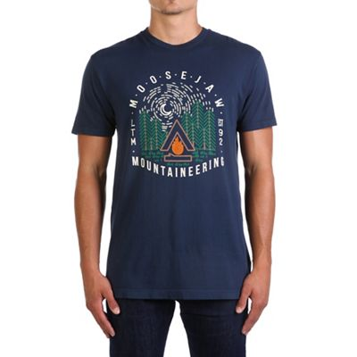 Moosejaw Men's All Fired Up Classic Regs SS Tee