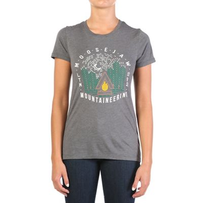 Moosejaw Women's All Fired Up Vintage Regs SS Tee