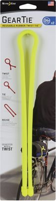 Nite Ize Gear Tie Reusable Rubber Twist Tie - 3IN