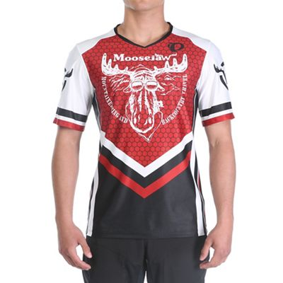 Moosejaw Men's MJ x Pearl Izumi CO-LAB Classic Moose MTB Launch LTD SS Jersey