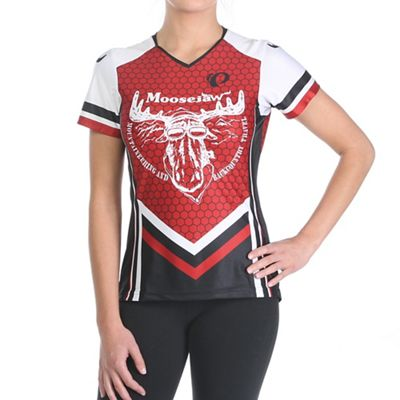 Moosejaw Women's MJ x Pearl Izumi CO-LAB Classic Moose MTB Launch LTD SS Jersey