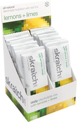 Skratch Labs Daily Electrolyte Mix - 20 Pack