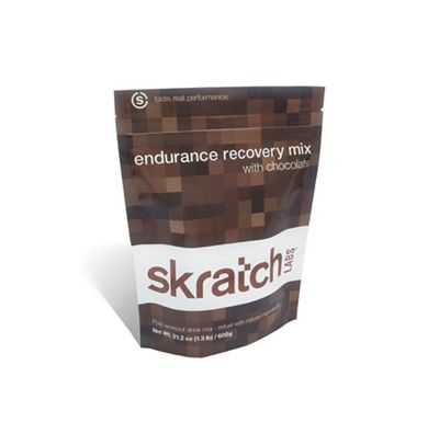 Skratch Labs Endurance Recovery Mix - Resealable Bag