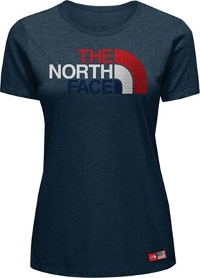 The North Face Women's IC Dome Fill Tri-Blend Tee