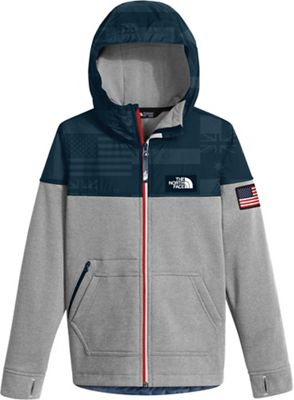 The North Face Boys' IC F/Z Hoodie