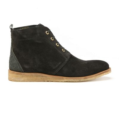 Ilse Jacobsen Women's Lace-Up Ankle Boot