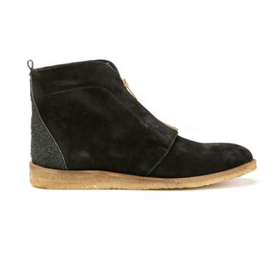 Ilse Jacobsen Women's Zip-Up Ankle Boot