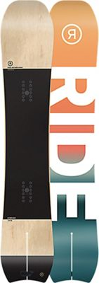 Ride Men's Alter Ego Snowboard