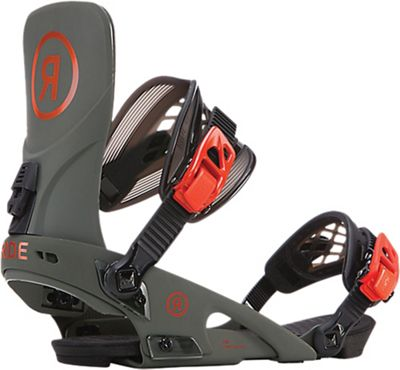 Ride Men's LTD Snowboard Bindings