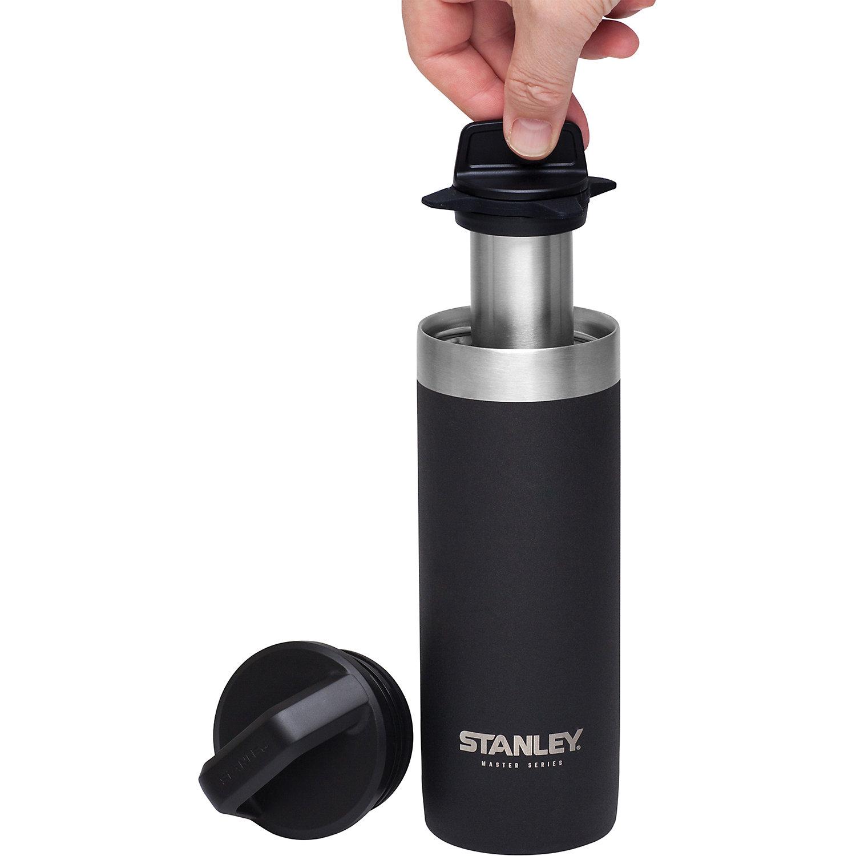 Stanley Master 18oz Vacuum Mug + Quicksip Combo - Moosejaw
