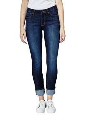 dish Women's Performance Denim Straight and Narrow Jean