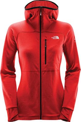 The North Face Summit Series Women's L2 Proprius Grid Fleece Hoodie