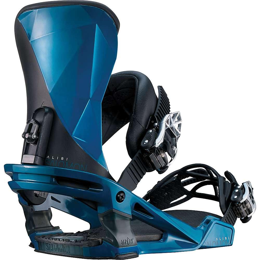 Salomon Men's Alibi Snowboard Bindings