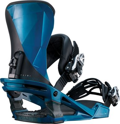 Salomon Men's Alibi Snowboard Bindings