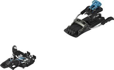 Salomon Men's MTN + Brake Ski Bindings