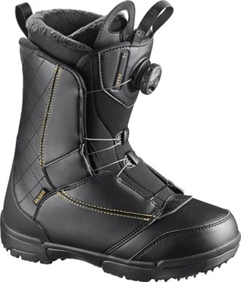 Salomon Women's Pearl Boa Snowboard Boot