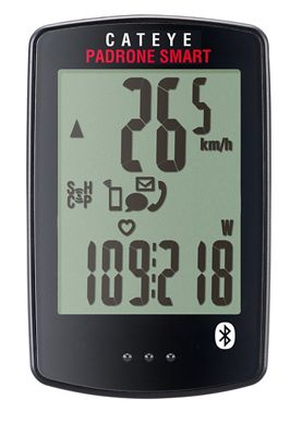 CatEye Padrone Smart Triple SPD / CDC / HR Bike Computer