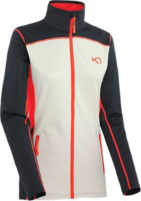 Kari Traa Women's Kaia F/Z Fleece