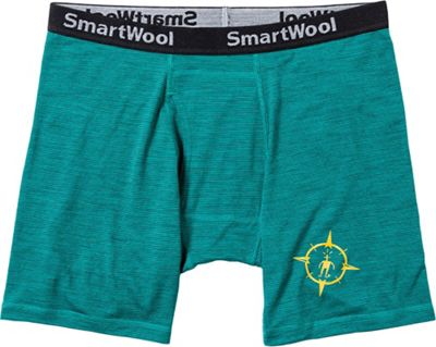 Smartwool Men's NTS 150 Pattern Boxer Brief