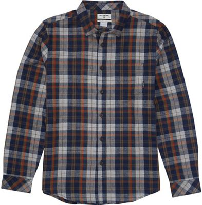 Billabong Men's Coastline Flannel Long Sleeve