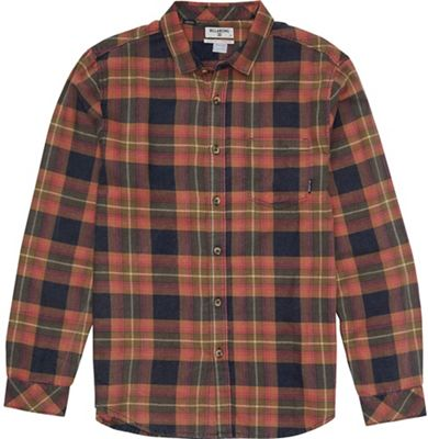 Billabong Men's Freemont Flannel Long Sleeve