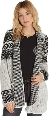 Billabong Women's Snow Daze Cardi Sweater