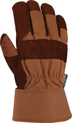 Carhartt Men's Insulated Bison Leather Work Glove