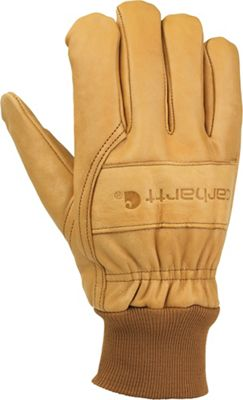 Carhartt Men's Insulated Leather Gunn Cut Glove