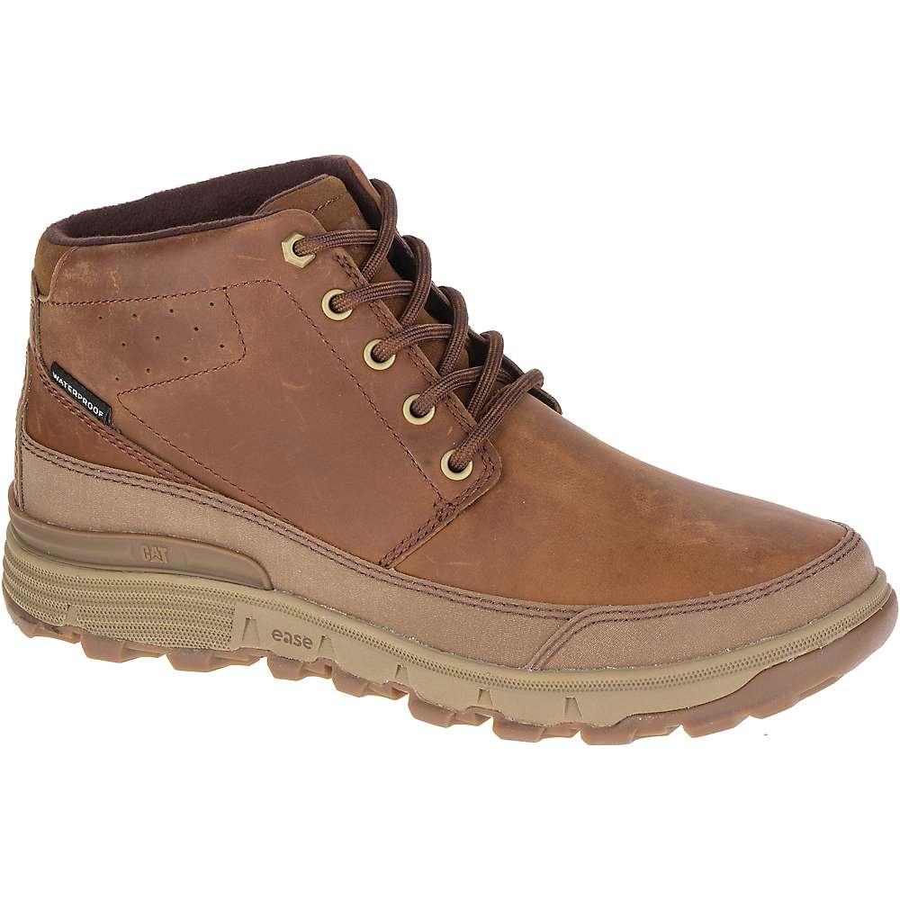 Cat Footwear Men's Drover Ice+ WP TX Boot. BROWN; BLACK; GREY