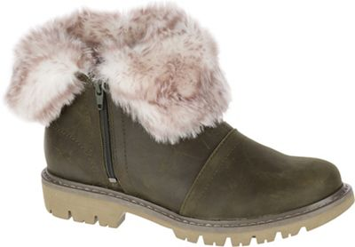 Cat Footwear Women's Flurry Fur WP Boot