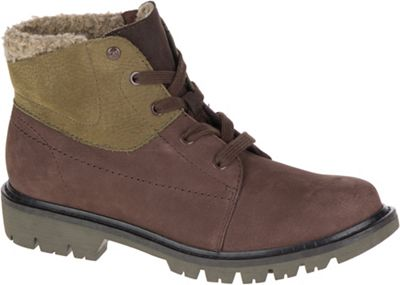 Cat Footwear Women's Fret Fur WP Boot