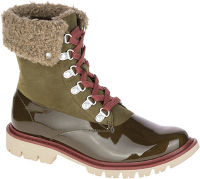 Cat Footwear Women's Hub Hiker Fur Boot