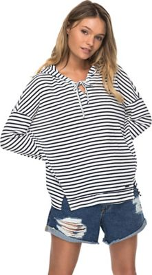 Roxy Women's Wanted and Wild 2 Striped Hoodie