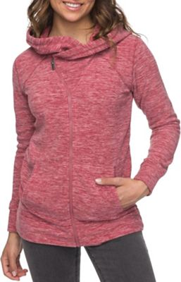 Roxy Women's Hidden Path Full Zip Hoodie