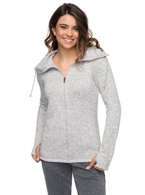 Roxy Women's Trail Side Full Zip Hoodie