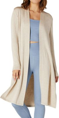 Beyond Yoga Women's High Slits Long Duster Cardigan