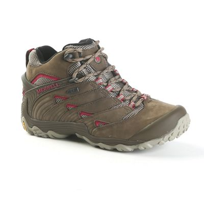 Merrell Women's Chameleon 7 Waterproof Mid Boot
