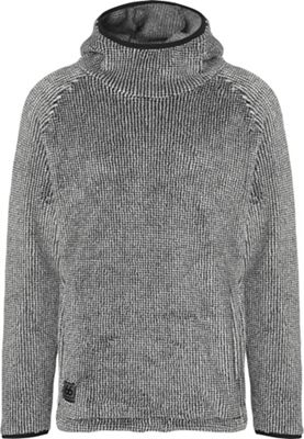 66North Men's Mosfell Highloft Hooded Sweater
