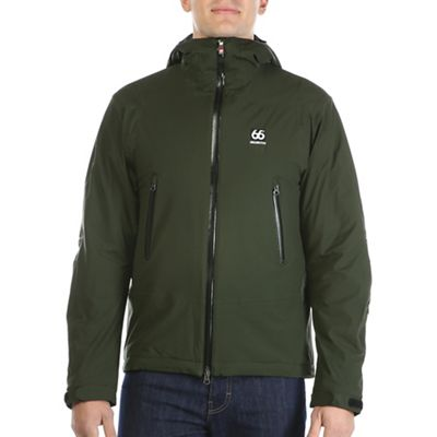 66North Men's Snaefell Alpha Jacket