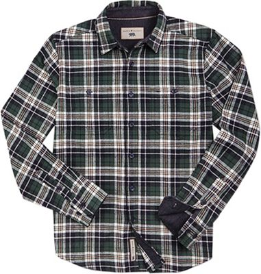 Dakota Grizzly Men's Easton Flannel Shirt