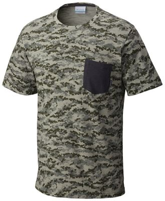 Columbia Men's Lookout Point Pocket Tee