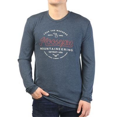 Moosejaw Men's Circle of Life Vintage Regs LS Tee