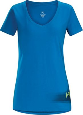 Arcteryx Women's Remote SS V-Neck Top